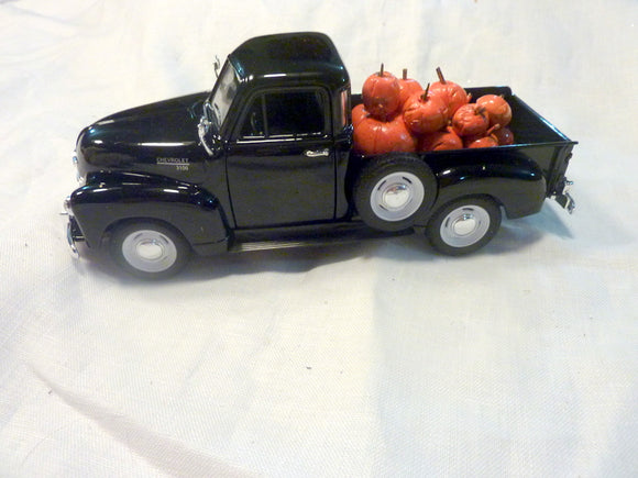 Farmhouse Truck, Diecast truck decor, Pumpkin Patch Farm Truck, Farmhouse decor, Metal truck - Julie Butler Creations