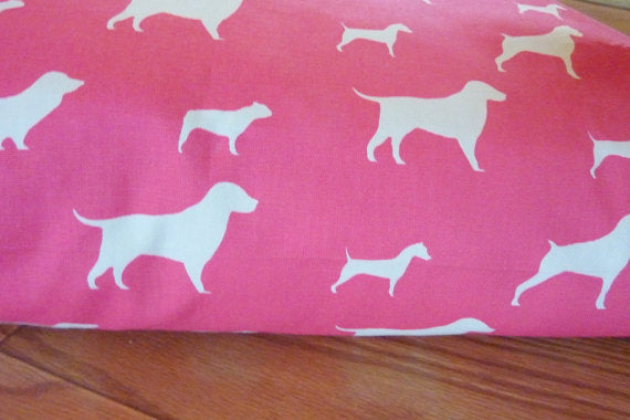 Pet Bed cover - Designer Dog Bed Cover - Dog Bed - Custom pet bed - Personalized Dog Bed Cover - Julie Butler Creations