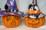 Pumpkin - Halloween Jack-o-lantern -Party decorations - Halloween Pumpkin Decoration - Julie Butler Creations