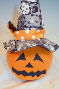 Halloween Decorations - Jack-o-lantern -Party decorations - Halloween centerpiece - Julie Butler Creations
