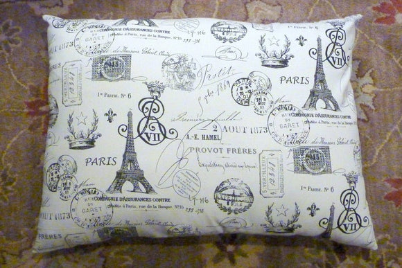 Personalized Pet Bed Cover- Premier Prints French Stamp Dog Bed Cover
