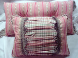 Pillows - designer pillows - 11x15 Accent Pillow - corded edge - cushions - sofa pillows - Julie Butler Creations