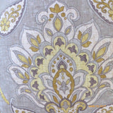 Taupe Ikat Pillow Cover - accent pillow - Pillow Covers - throw pillows - Julie Butler Creations