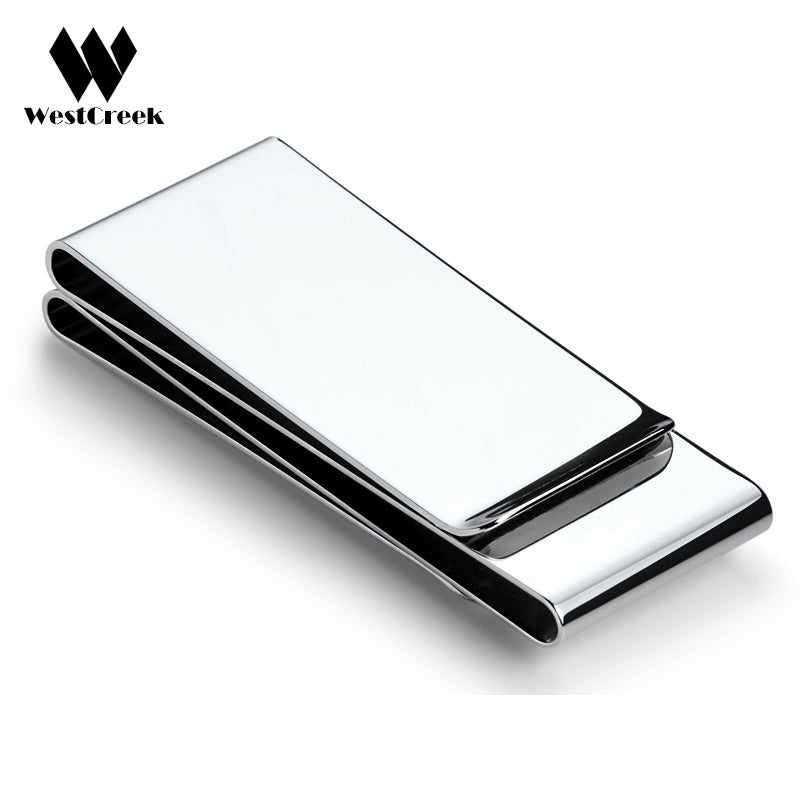 Premium Stainless Steel Money Clip
