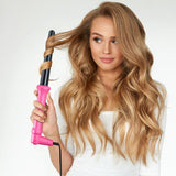 The Pink Curler (25-18mm)