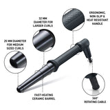 The Bambino Curler (32-25mm)