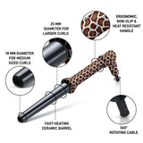 The Giraffe Curler (25-18mm)