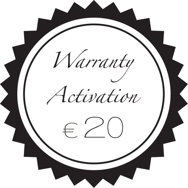 Warranty Activation