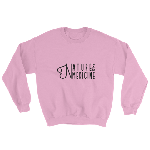 Nature Is My Medicine Sweater