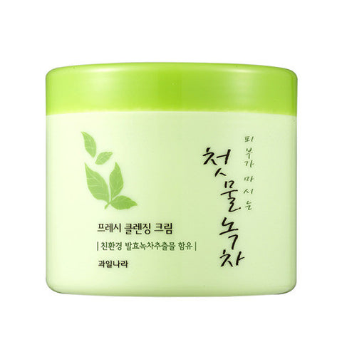 Green Tea Fresh Cleansing Cream