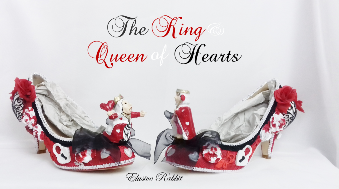 The King & Queen of Hearts