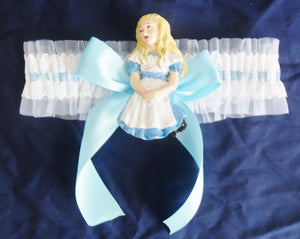 Alice in 1865 - Alice Garter Stocking