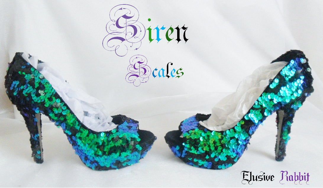 Siren Mermaid Scales