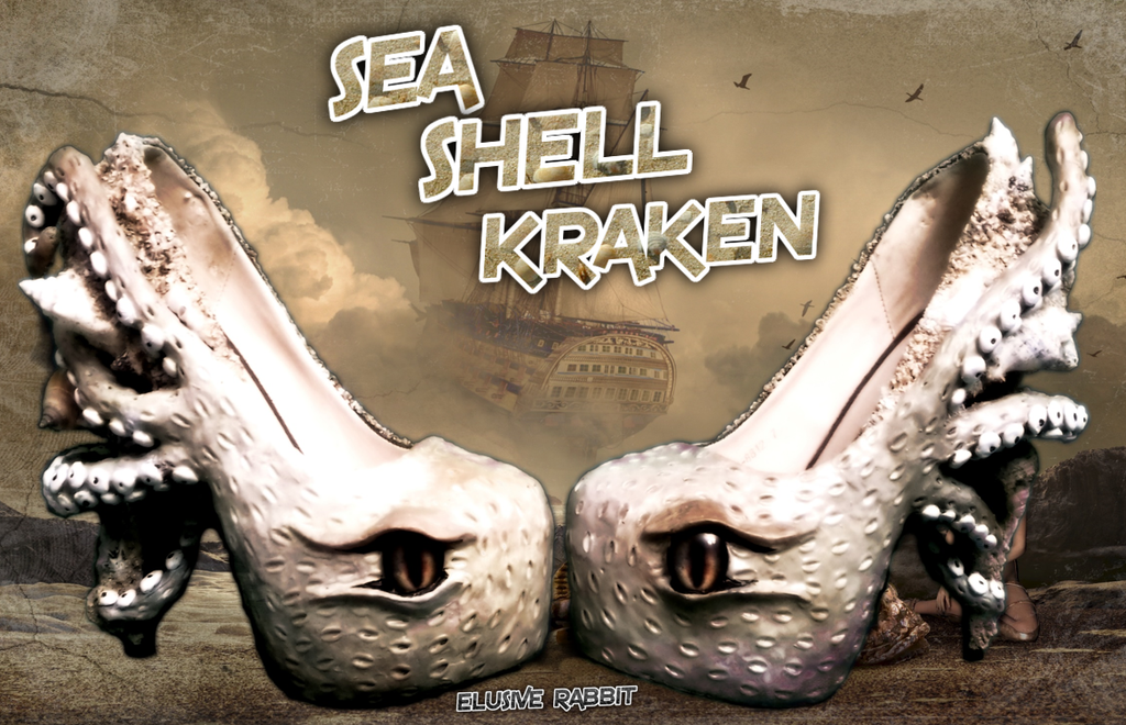 Sea Shell Kraken