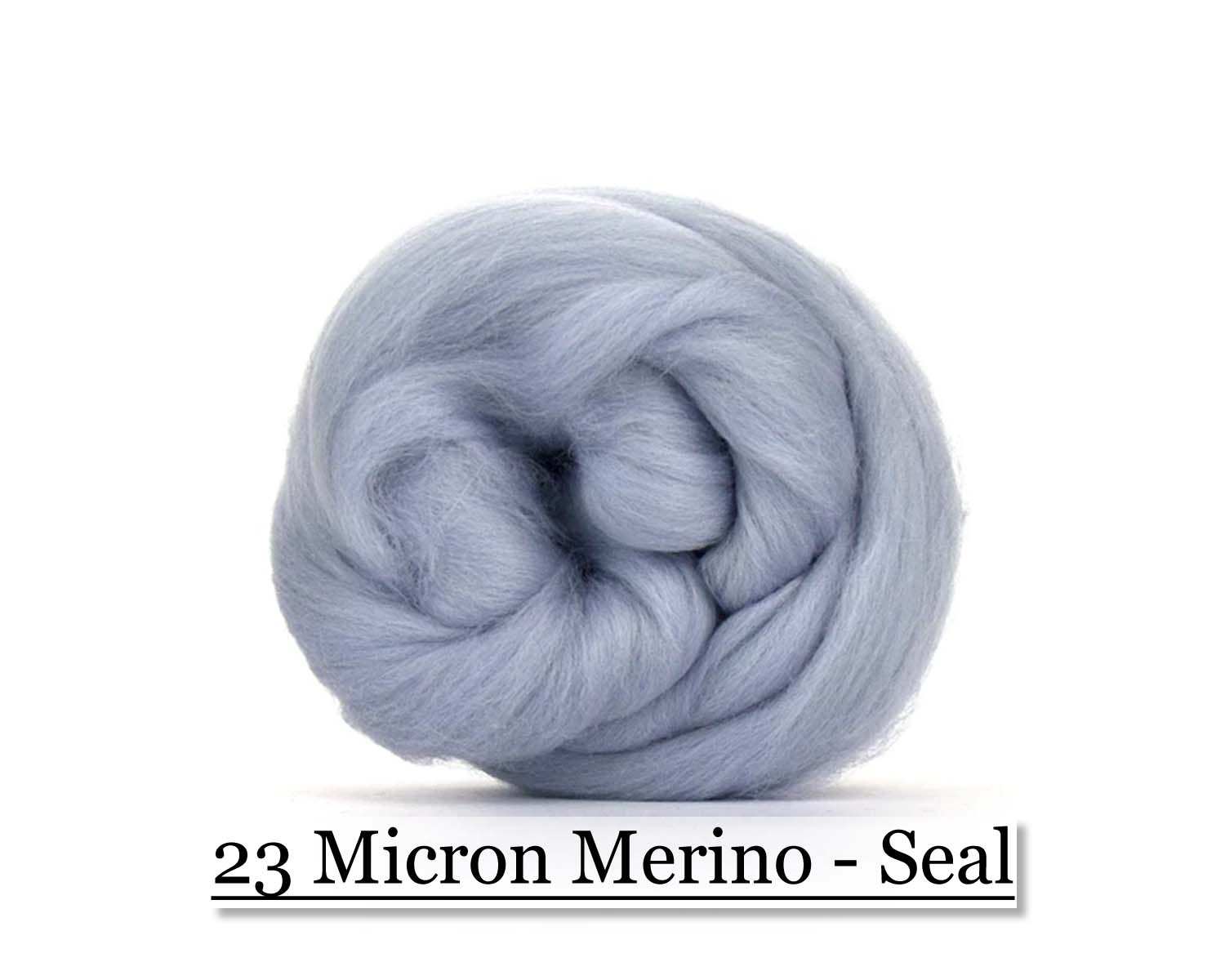 Seal -  Merino Wool Top - 23 Micron