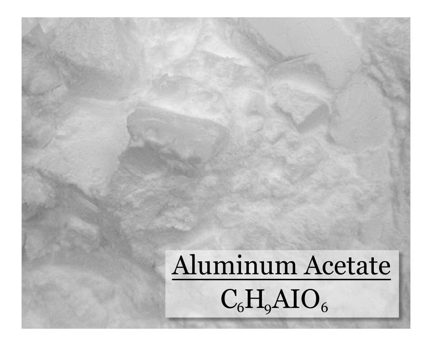 Aluminum Acetate - Alum Acetate - 16 oz - Wholesale