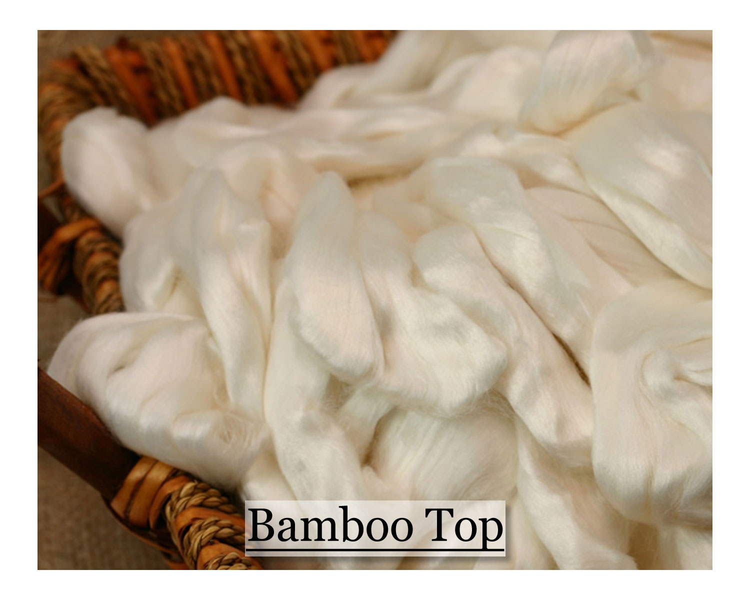 Bamboo Top - 1, 2 or 4 oz