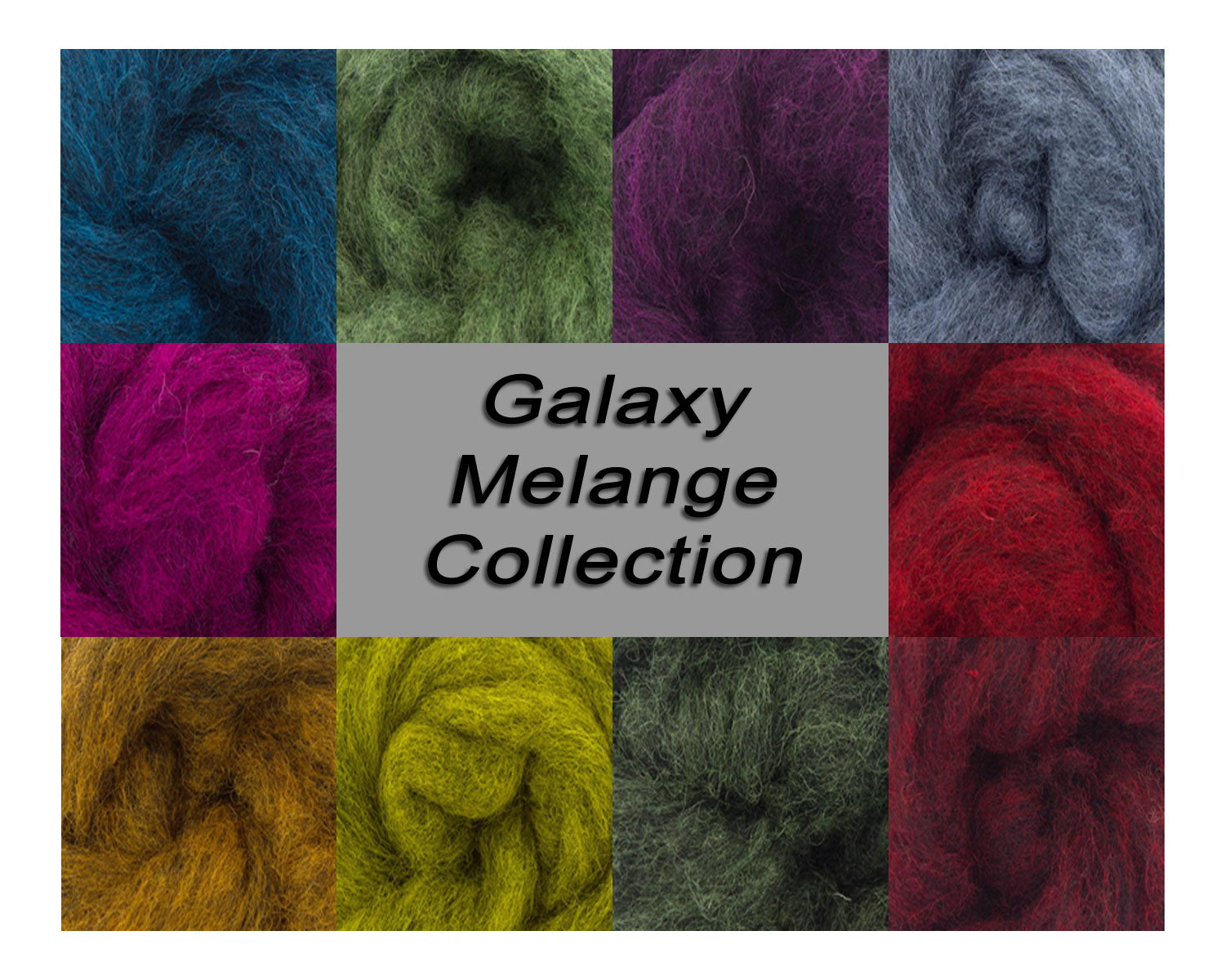 Galaxy Melange Collection