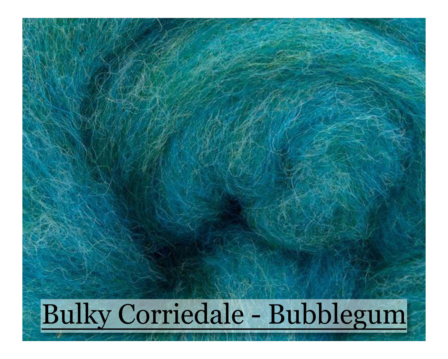 Sour Cherry - Corriedale Wool - 16oz