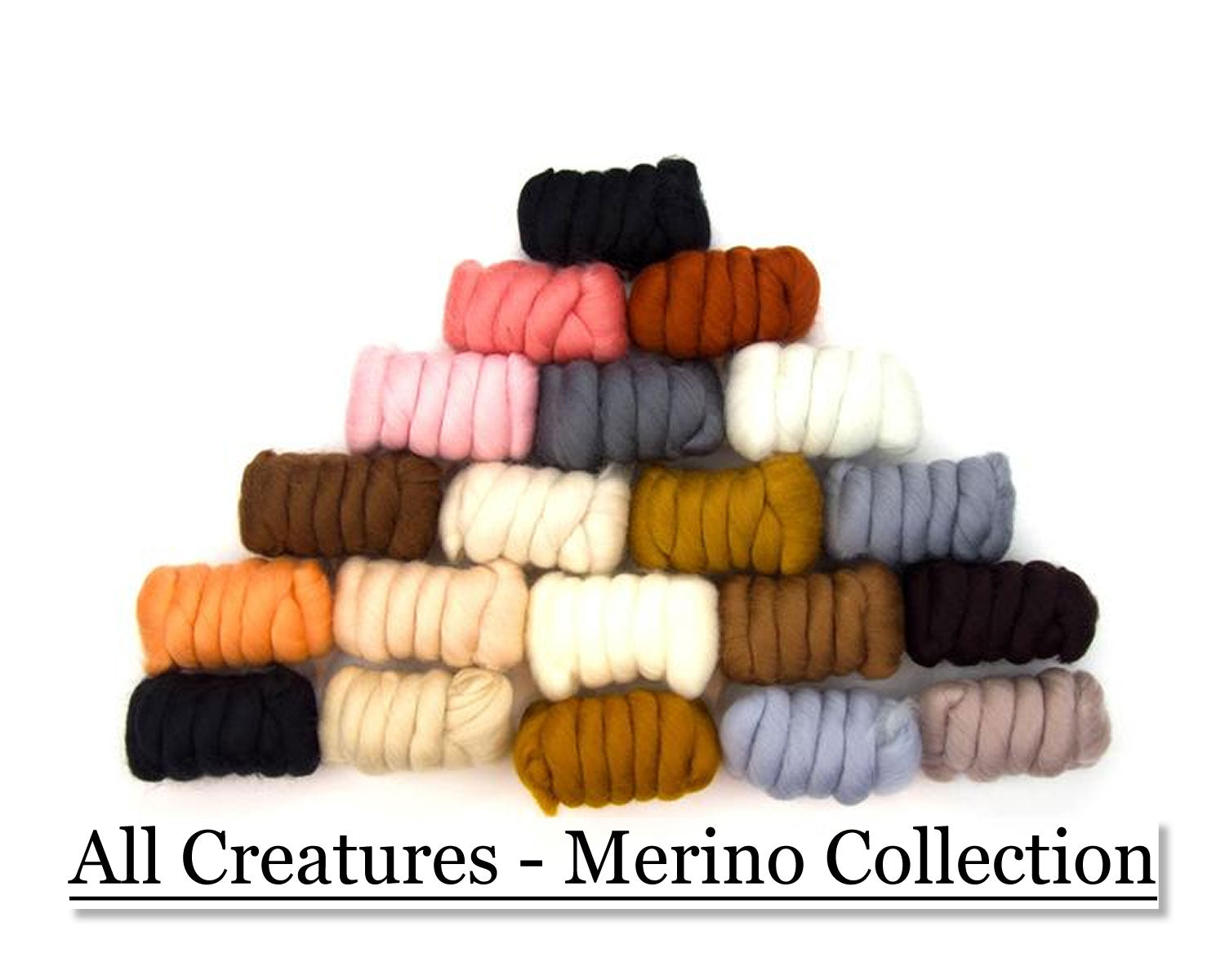 All Creatures Merino Collection