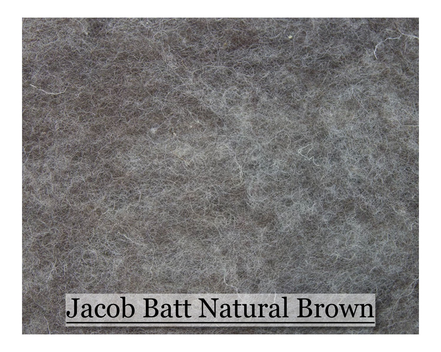 Jacob Batt - Natural Grey - 200 grams