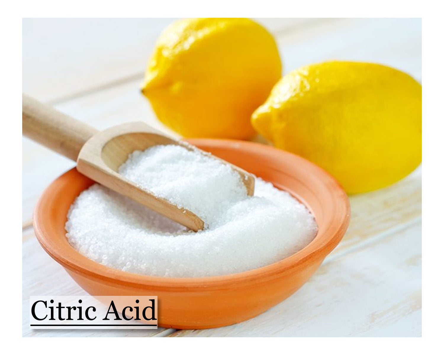 Citric Acid - 4 oz