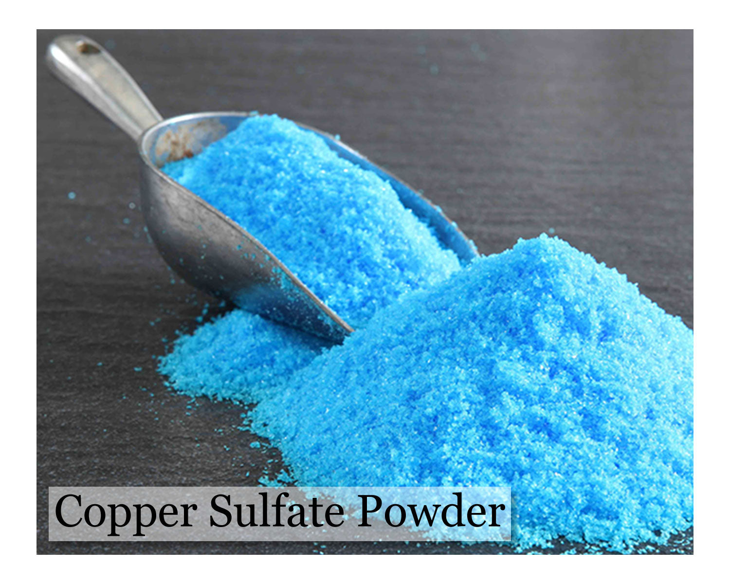 Copper Sulfate Powder - 8 oz