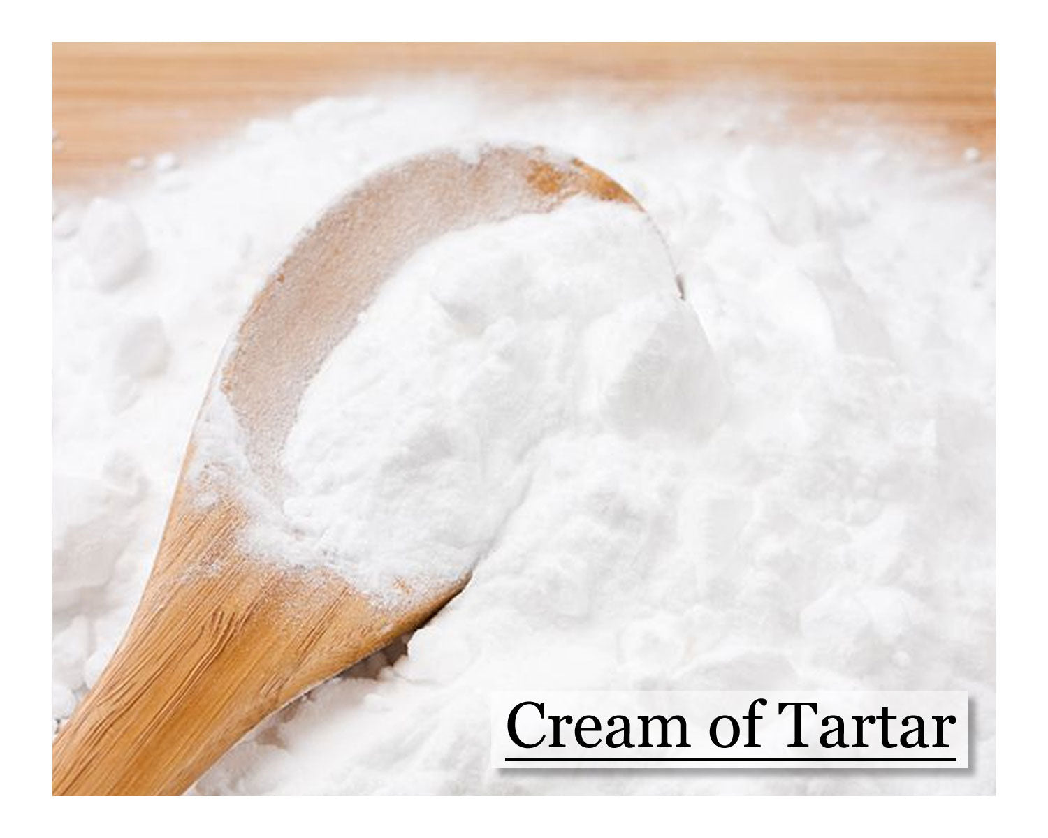 Cream of Tartar - 1 oz