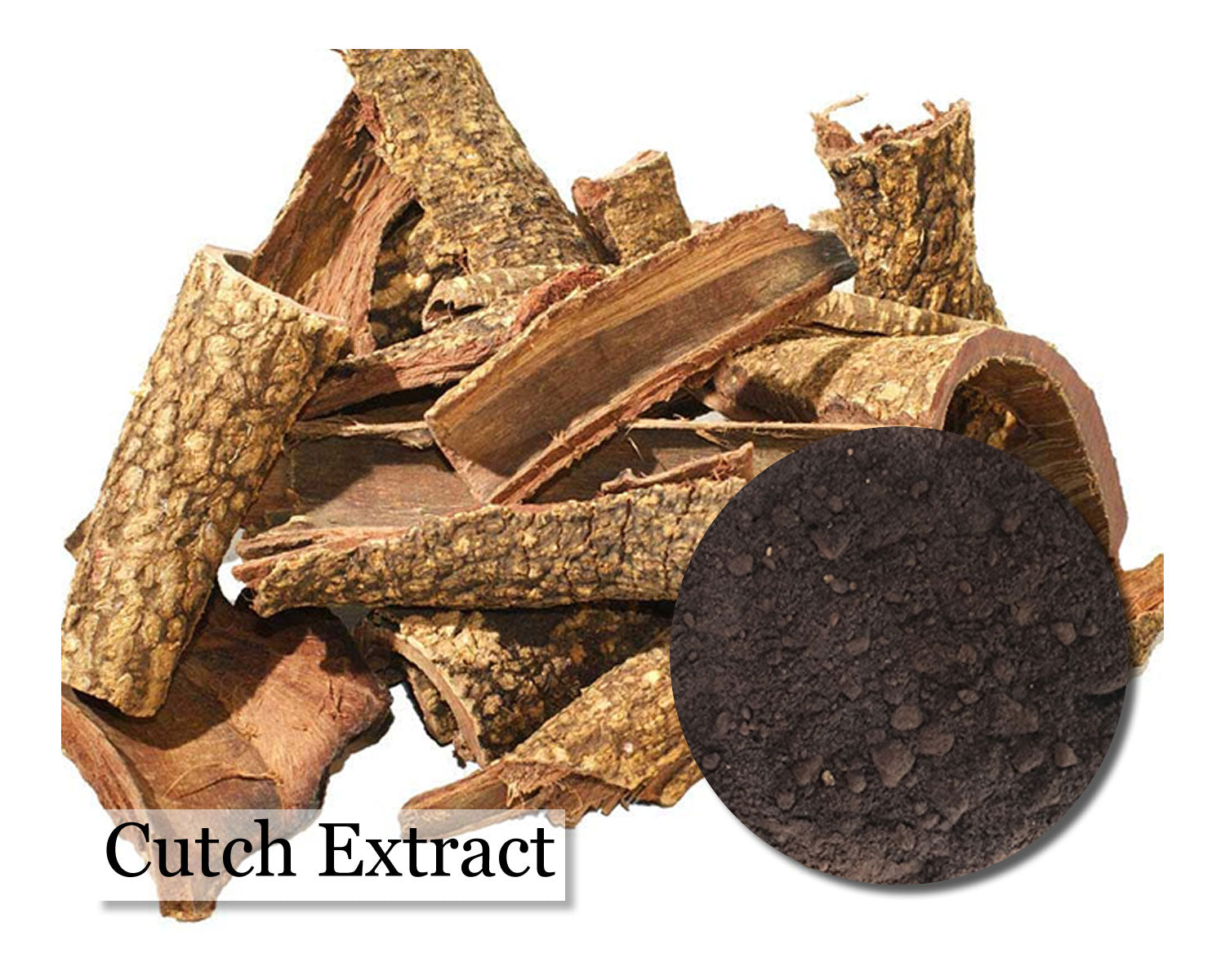 Cutch Extract 1oz