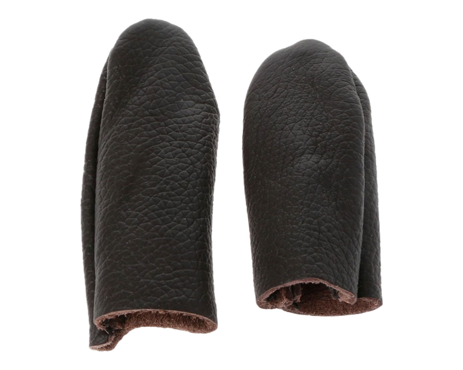 Needle Felting Finger Protectors, Finger Guards, Leather - 10 Pack