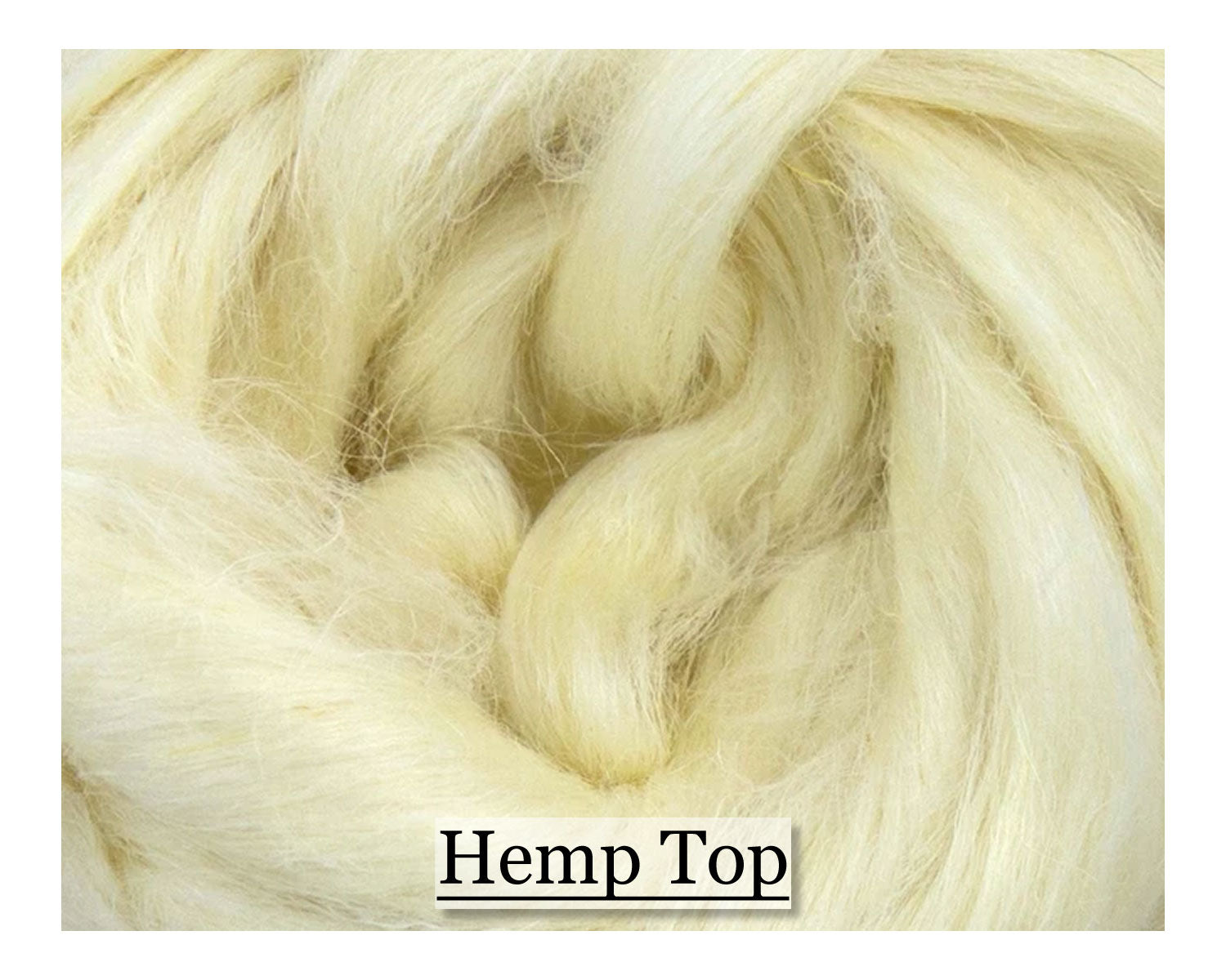 Hemp Top - 1, 2 or 4 oz