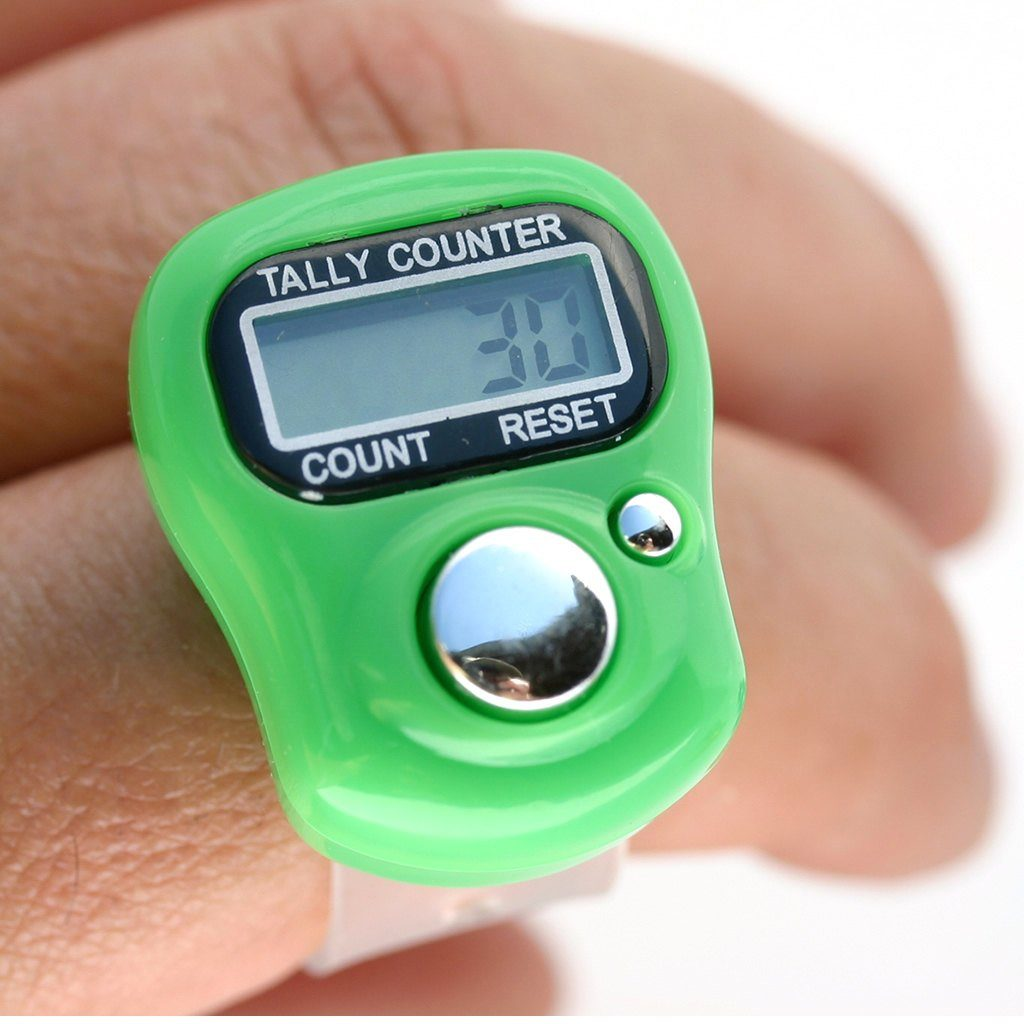 LCD Electronic Digital Tally Counter