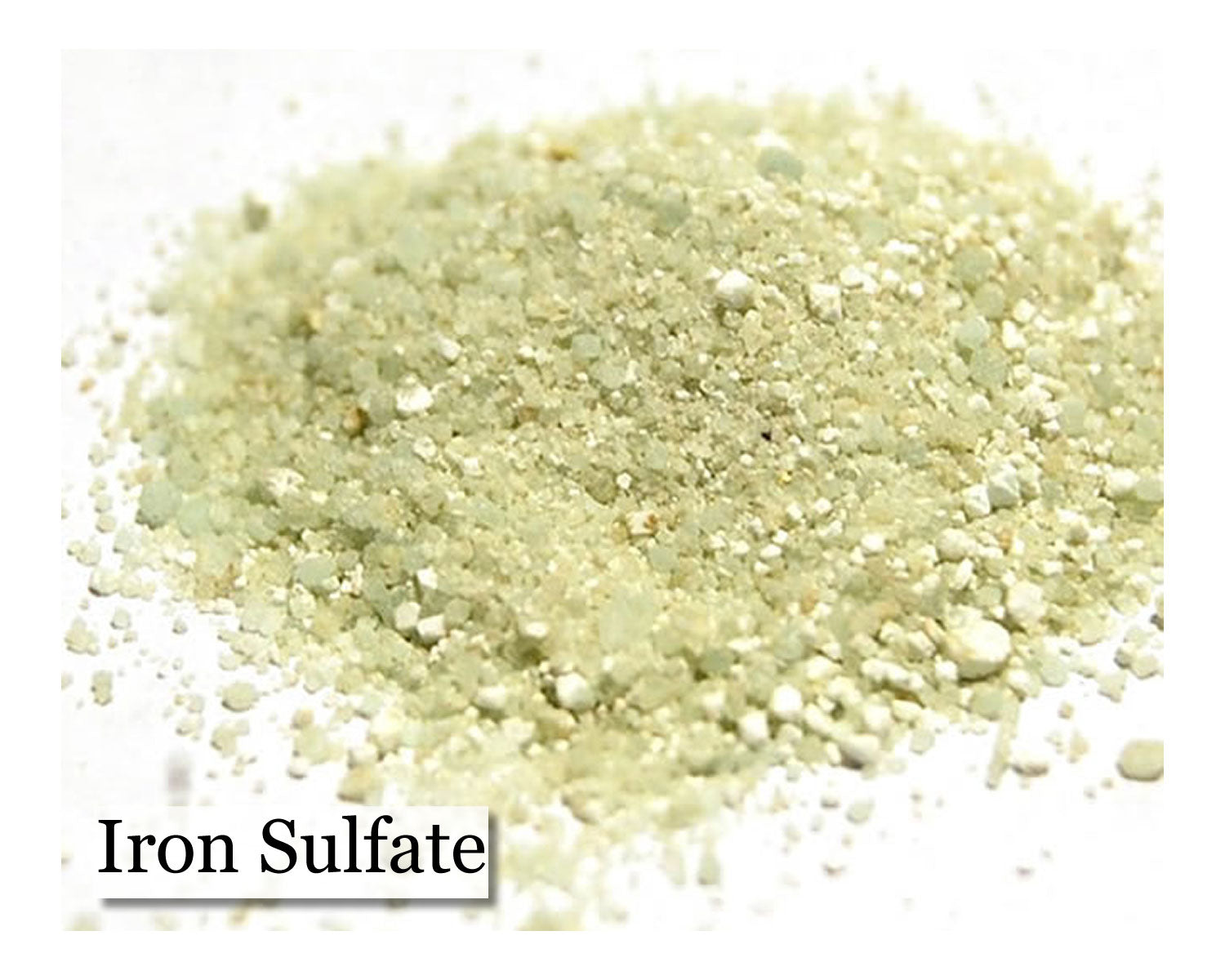 Iron Sulfate - 4 oz