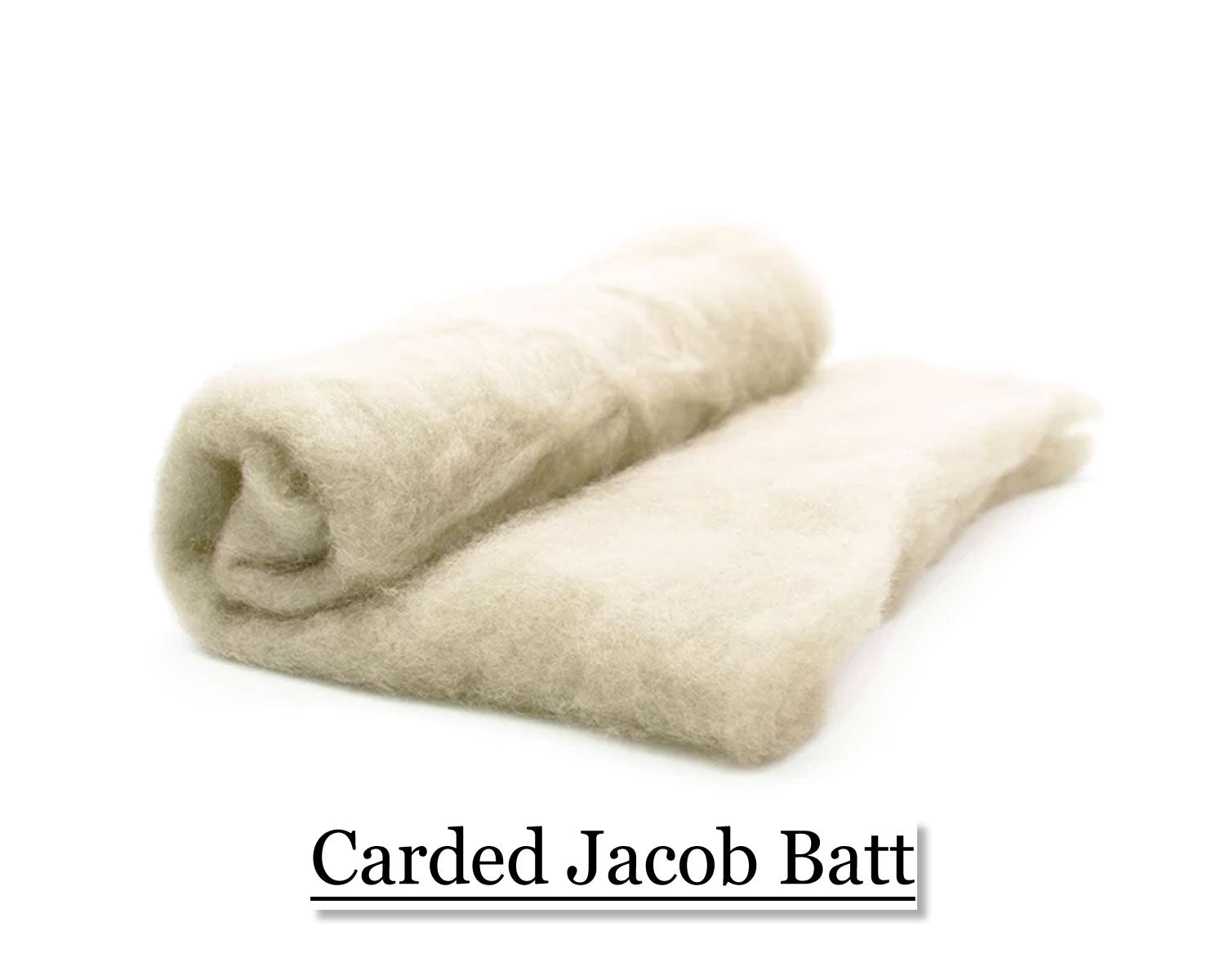 Jacob Batt - Natural White - 200 grams