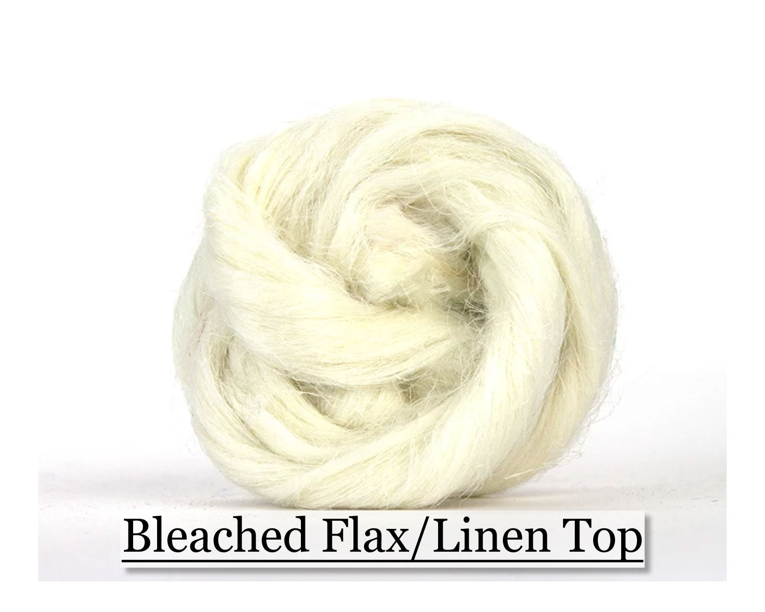Flax Linen Top - 8 oz