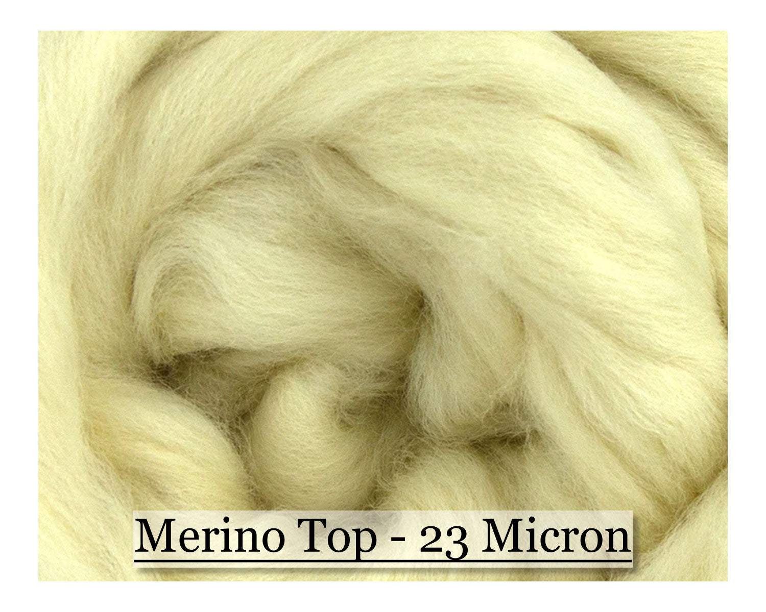Merino Top - 23 micron - 16oz