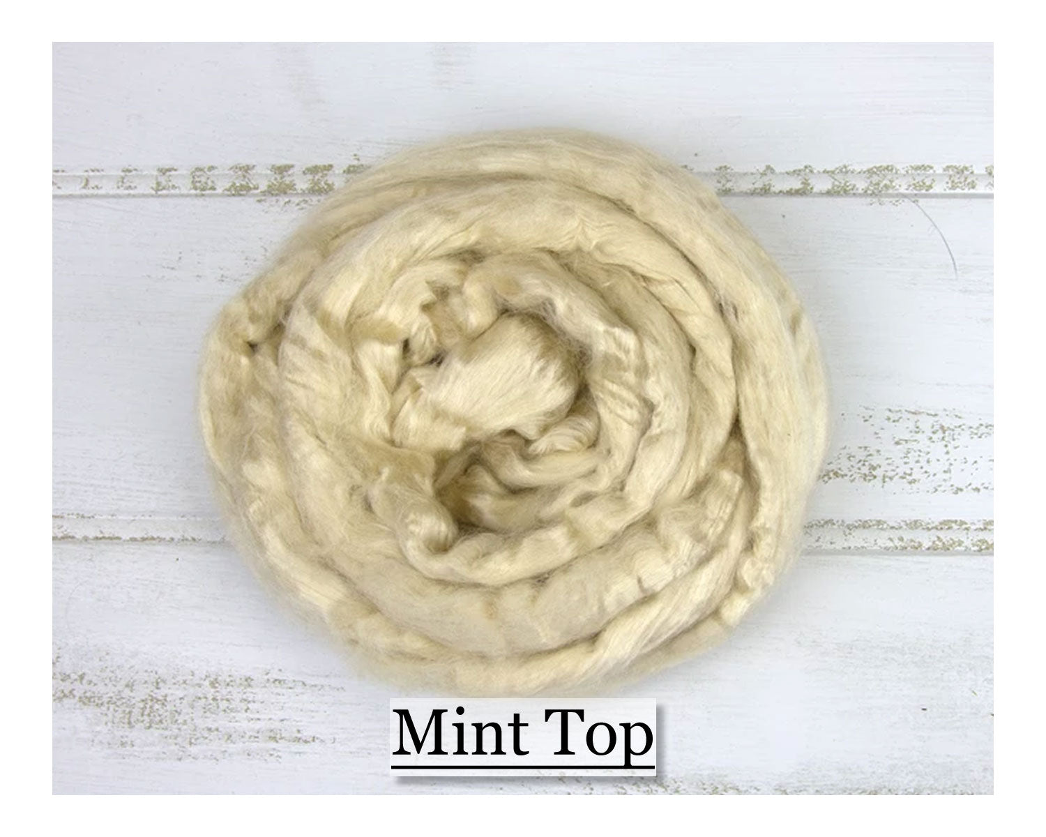 Mint Fiber Top - 1, 2 or 4 oz