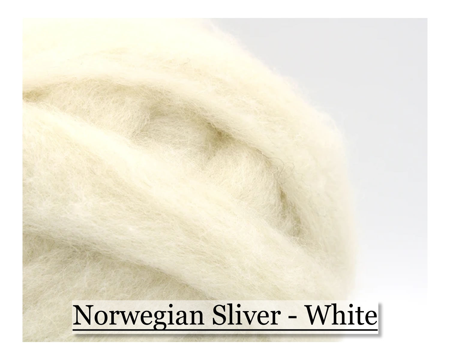 Norwegian Sliver - White - 16oz