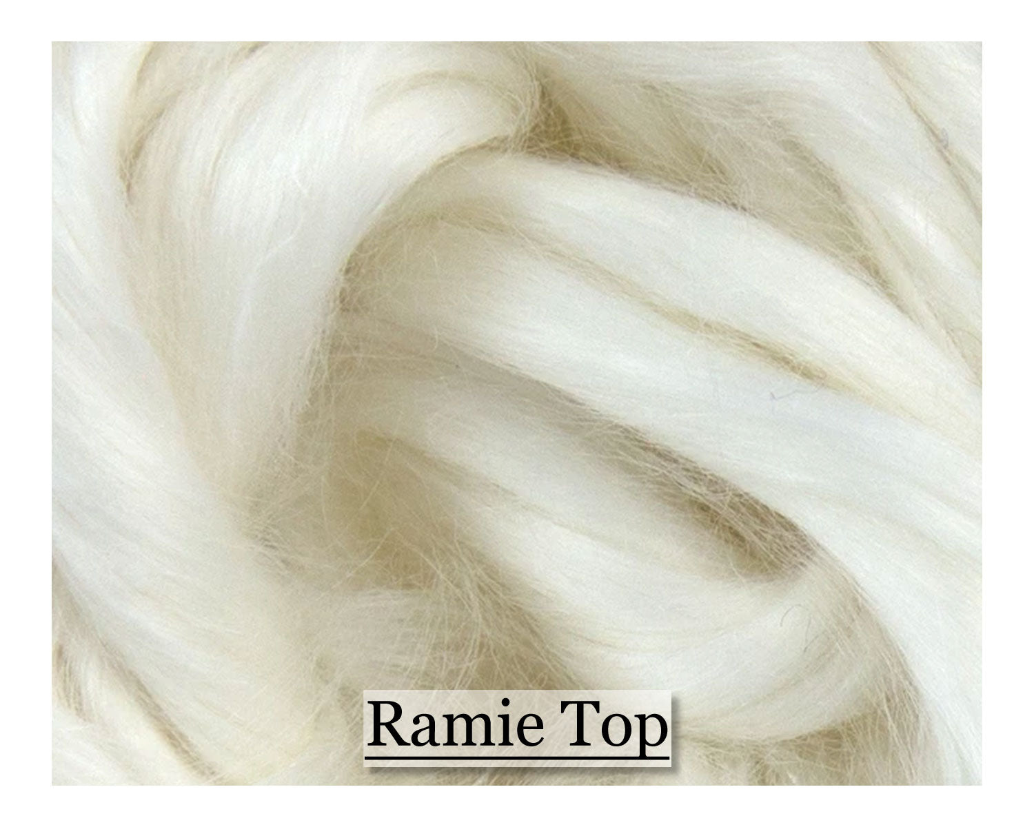 Ramie Top - 1, 2 or 4 oz