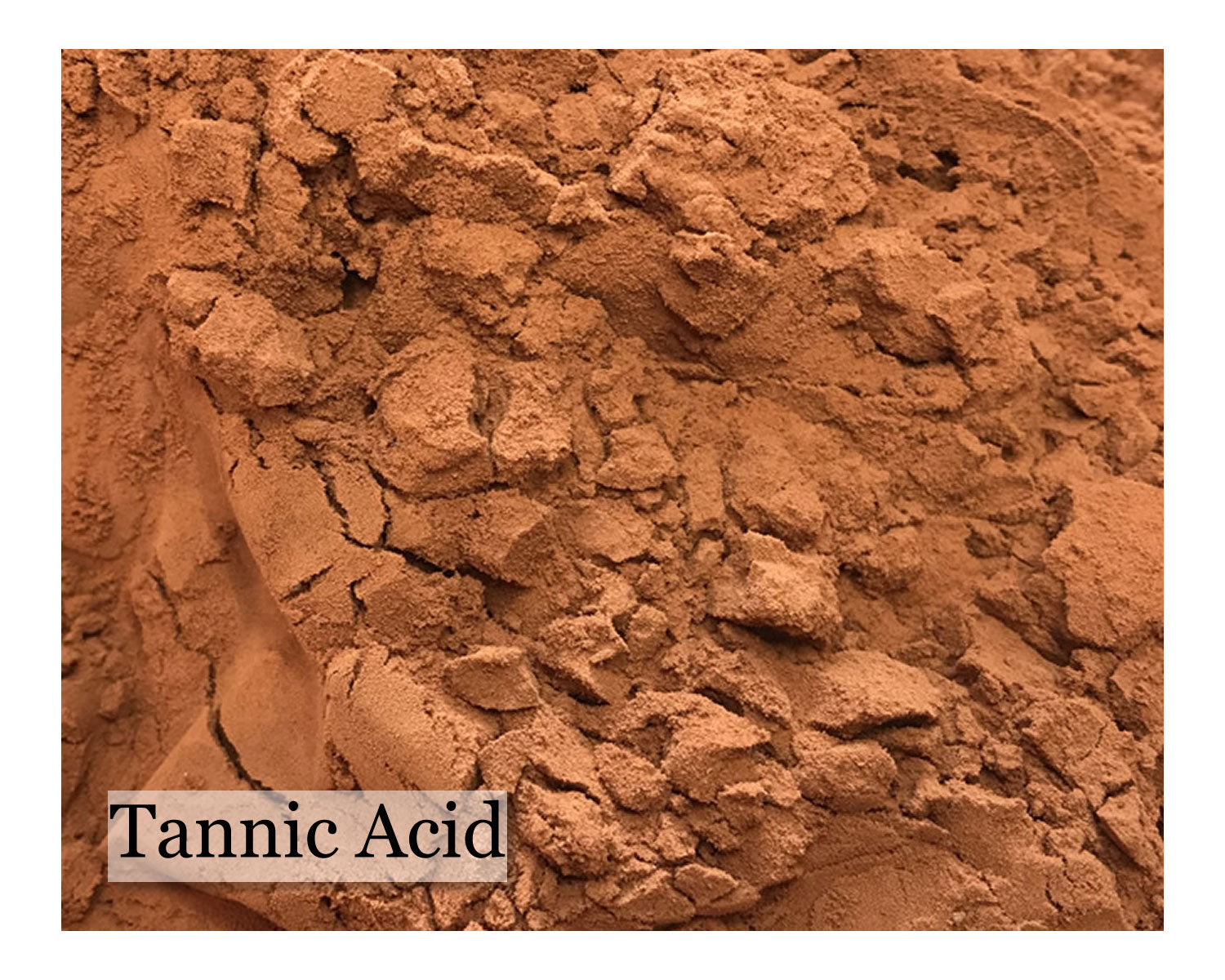 Tannic Acid - 16 oz - Wholesale
