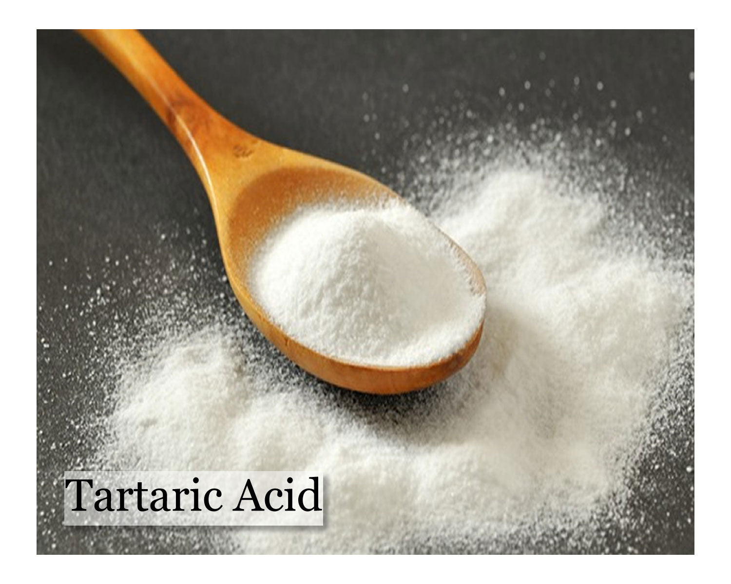 Tartaric Acid - 16oz (454g) - Wholesale