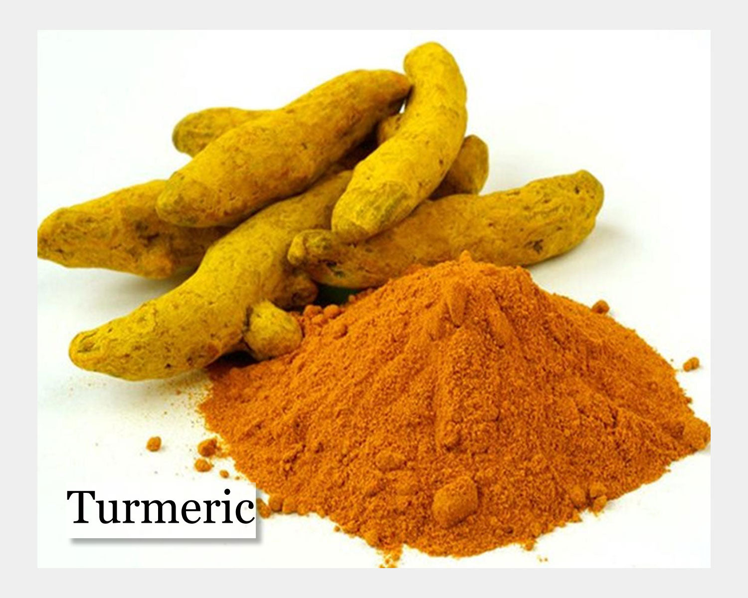 Ground Turmeric - 2oz