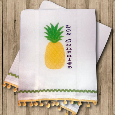 "Toalla Decorativa Cocina ""Kitchen Towel"" de Fruta"