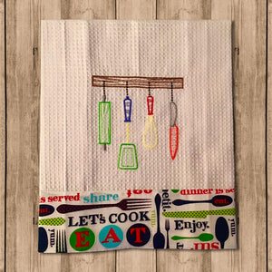 "Toalla de Cocina Decorativa ""Kitchen Towels"""