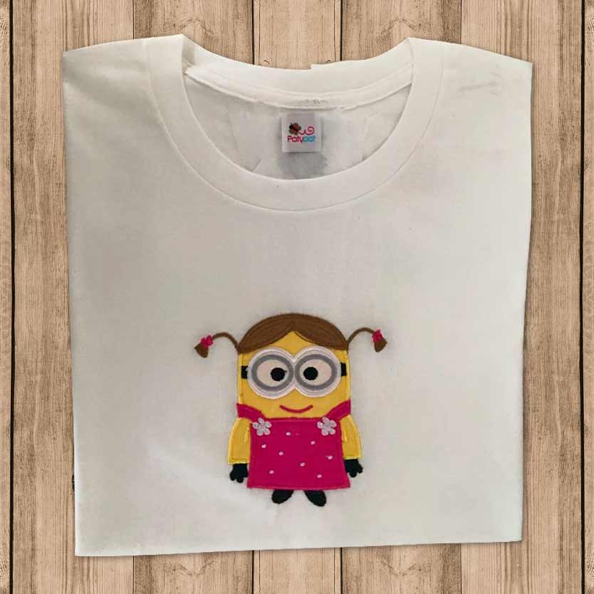 T-Shirt Adulto Minions