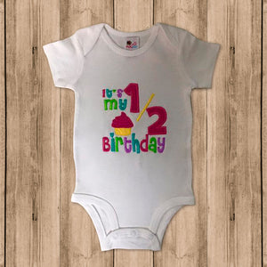 Bodysuit Birthday