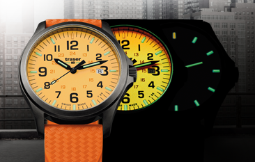 ACTIVE LIFESTYLE - P67 OFFICER PRO GUNMETAL ORANGE