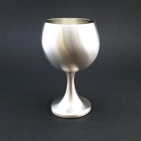 2038 Pewter Goblet 14 oz