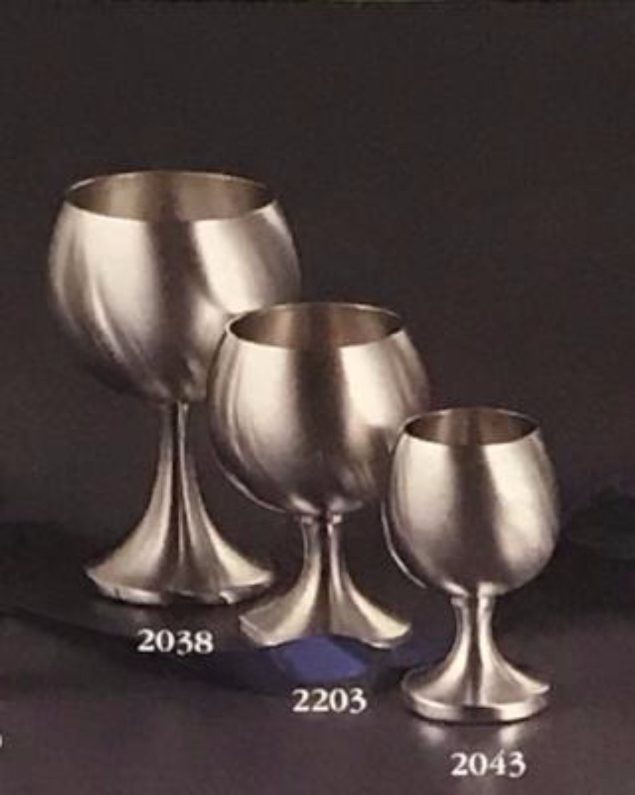 Goblets - Brandy, Wine, Cordial