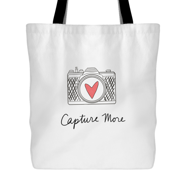 "Triplicity by Craft ""Words to Live by"" Tote Bags"